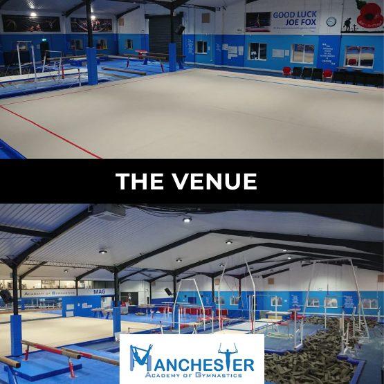 Manchester Academy Of Gymnastics Venue