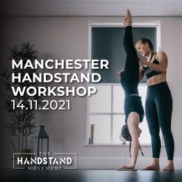 Manchester Handstand Workshop